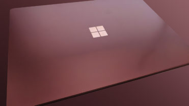 Surface Laptop Burgundy