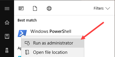 Full user account details - open powershell as admin