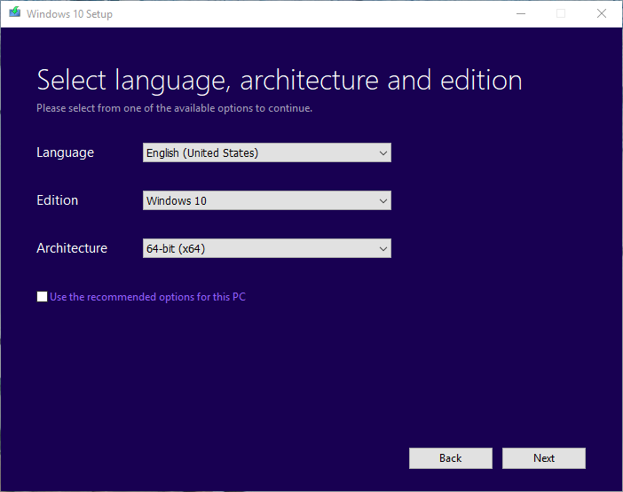Download windows 10 iso 4