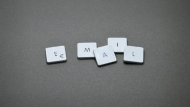 Email in letters