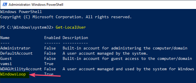 Delete user account windows 10 18