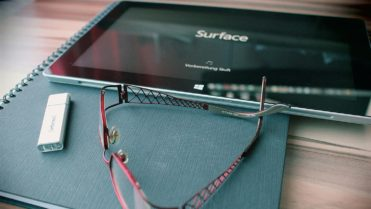 Surface pro with usb drive