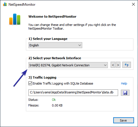 Windows 10 bandwidth monitoring toolbar 05