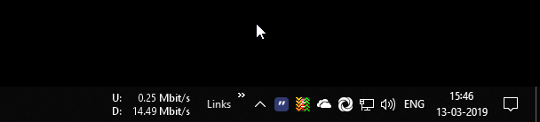 Windows 10 bandwidth monitoring toolbar 09