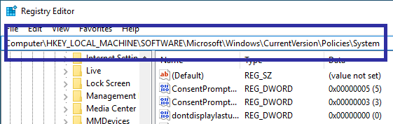 Disable uac prompt 07