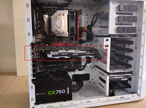 Find graphics card 01