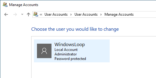 Rename windows user account 03