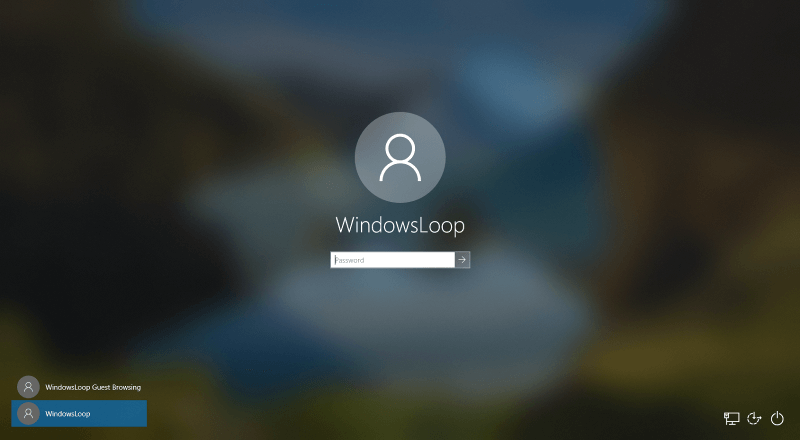 Windows 10 kiosk mode 14