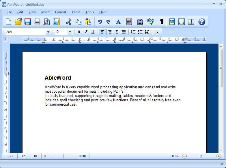 Windows pdf editor ableword