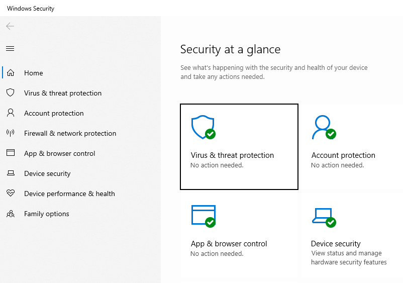 Windows security tamper protection 02