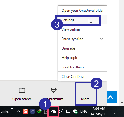 Stop onedrive sync 04