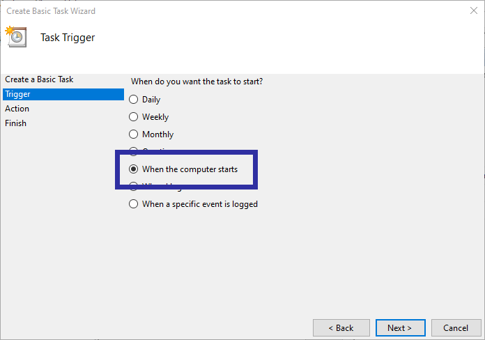 Delay onedrive startup step 06