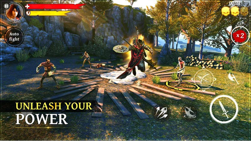 Free microsoft store game 10 iron blade medieval legends