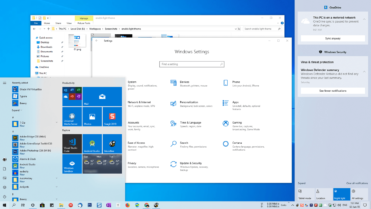 Windows 10 light theme featured