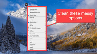 Clean-right-click-and-remove-uncessary-options-windows-featured