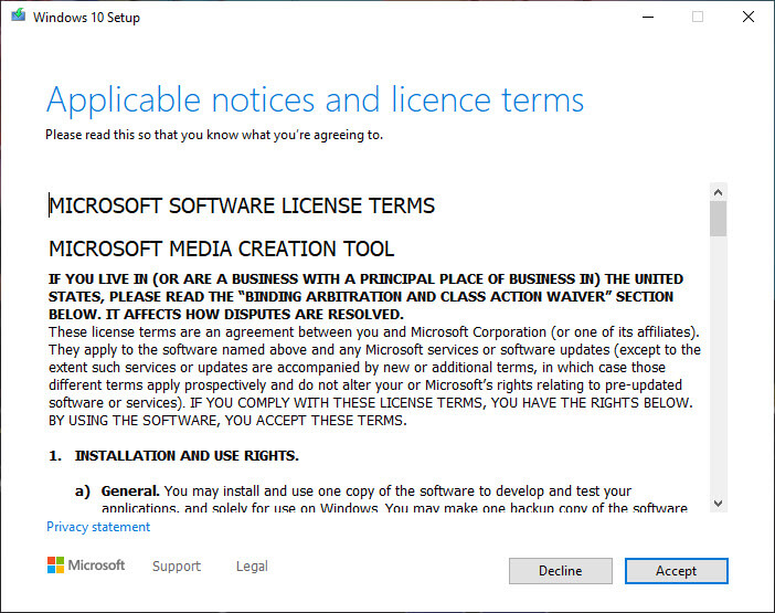 Download-windows-10-v1909-iso-accept-terms