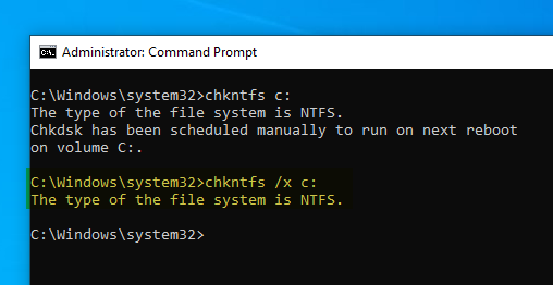 Cancel-scheduled-chkdsk-at-boot-cancel-command