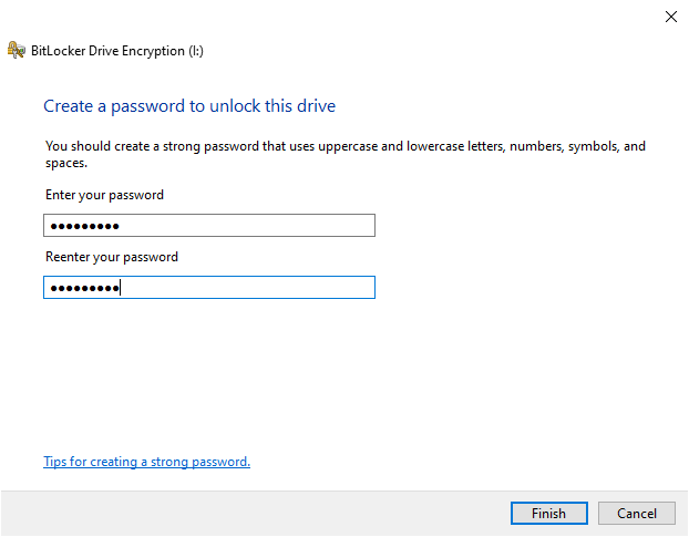 Recover-bitlocker-drive-without-password-enter-new-password