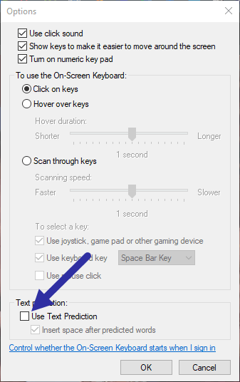 On-screen-text-prediction-windows-uncheck-option