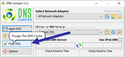 Clear-dns-with-dnsjumper-250720