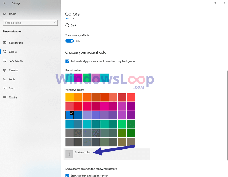 Set-custom-taskbar-color-300820