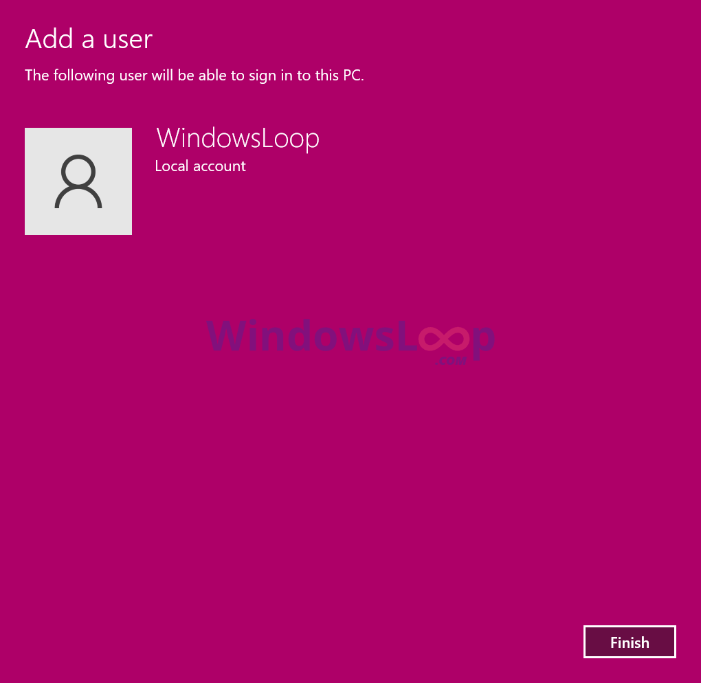Add-user-account-without-password-011020